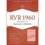 RVR 1960 Biblia para Regalos y Premios, rosado símil piel by Unknown, 9781433607981
