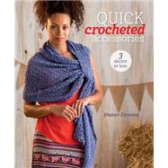 Quick Crocheted Accessories by Zientara, Sharon, 9781620337981