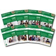 Manhattan Prep GRE Set of 8 Strategy Guides, 3rd Edition by Manhattan Prep, -, 9781935707981