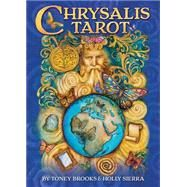 Chrysalis Tarot Book by Brooks, Toney; Sierra, Holly, 9781572817982