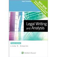 Legal Writing and Analysis by Edwards, Linda H., 9781454857983