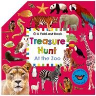Treasure Hunt: At the Zoo by Priddy, Roger, 9780312517984