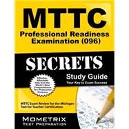 Mttc Professional Readiness Examination 096 Secrets by Mometrix Media, 9781627337984
