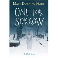 One for Sorrow by Hahn, Mary Downing, 9781328497987