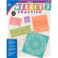 Math, Grade 3 by Carson-Dellosa Publishing Company, Inc.; Snyder, Jessica L.; Schwab, Christine; Triplett, Angela, 9781483827988