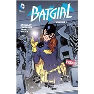 Batgirl Vol. 1: Batgirl of Burnside (The New 52) by STEWART, CAMERONFLETCHER, BRENDEN, 9781401257989