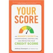 Your Score by Davenport, Anthony; Rudy, Matthew (CON), 9781328507990