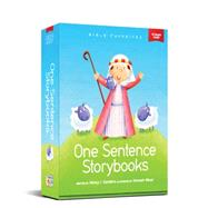 One Sentence Storybooks: Bible Favorites by Sanders, Nancy I., 9781589977990