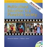 Multicultural Education in a Pluralistic Society (with MyEducationLab) by Gollnick, Donna M.; Chinn, Philip C., 9780137147991