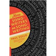 More Songwriters on Songwriting by Zollo, Paul, 9780306817991