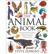 The Animal Book by Jenkins, Steve; Jenkins, Steve, 9780547557991