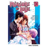 Missions of Love 10 by Toyama, Ema, 9781612627991