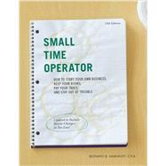 Small Time Operator by Kamoroff, Bernard B., 9781589797994
