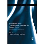 Labour and Social Transformation in Central and Eastern Europe: Europeanization and Beyond by Delteil; Violaine, 9781138927995