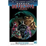 Batman: Detective Comics Vol. 1: Rise of the Batmen (Rebirth) by Tynion IV, James; Barrows, Eddy, 9781401267995