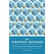 The Strategic Designer by Holston, David, 9781600617997