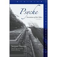 Psyche by Derrida, Jacques, 9780804747998