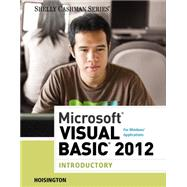 Microsoft� Visual Basic 2013 for Windows Applications by Hoisington, 9781285197999
