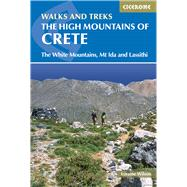 The High Mountains of Crete by Wilson, Loraine, 9781852847999