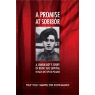 A Promise at Sobibor: A Jewish Boy's Story of Revolt and Survival in Nazi-occupied Poland by Bialowitz, Philip, 9780299248000