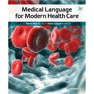 General Combo Medical Language for Modern Health Care by Allan, David, 9781259678004