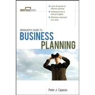 Manager's Guide to Business Planning by Capezio, Peter, 9780071628006