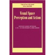 Visual Space Perception and Action: A Special Issue of Visual Cognition by Mnsseler,Jochen, 9781138878006