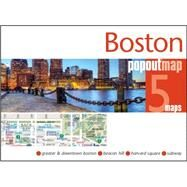 Boston Popout Map by , 9781910218006