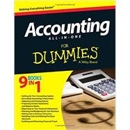 Accounting All-in-one for Dummies by Consumer Dummies; Epstein, Lita; Holtzman, Mark P.; Kass-shraibman, Frimette; Loughran, Maire, 9781118758007