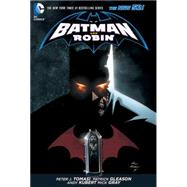 Batman And Robin Vol. 6: The Hunt For Robin (The New 52) by TOMASI, PETERGLEASON, PATRICK, 9781401258009