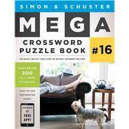 Simon & Schuster Mega Crossword Puzzle by Samson, John M., 9781501138010