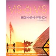 Vis-à-vis: Beginning French (Student Edition) with Connect Access Card by Amon, Evelyne; Muyskens, Judith; Omaggio Hadley, Alice C., 9781259678011