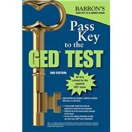 Pass Key to the Ged Test by Sharpe, Christopher; Reddy, Joseph, 9781438008011