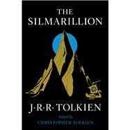 The Silmarillion by Tolkien, J. R. R.; Tolkien, Christopher, 9780544338012