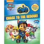 Chase to the Rescue by Paw Patrol, 9780794438012