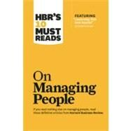 HBR's 10 Must-Reads on Managing People by Harvard Business Review, 9781422158012