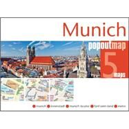 Munich Popout Map by Popout Maps, 9781910218013