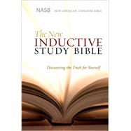 The New Inductive Study Bible by Harvest House Publishers, 9780736928014