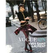 Vogue on Yves Saint Laurent by Fraser-Cavassoni, Natasha, 9781419718014