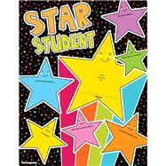 Star Student Chart by Carson-Dellosa Publishing Company, Inc., 9781483838014