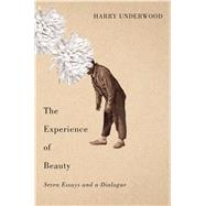 Experience of Beauty by Underwood, Harry, 9780773548015