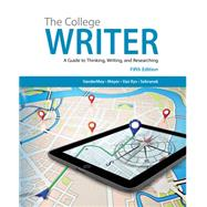 The College Writer, 5/E by VanderMey, 9781285438016