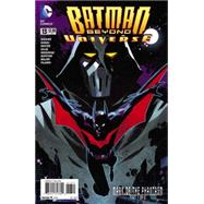 Batman Beyond 2.0 Vol. 3: Mark of the Phantasm by HIGGINS, KYLESILAS, THONY, 9781401258016