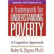 A Framework for Understanding Poverty by Payne, Ruby; Shenk, Dan; Conrad, Jesse, 9781938248016