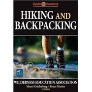 Hiking and Backpacking by Wilderness Education Asso, 9780736068017