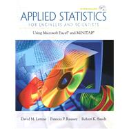 Applied Statistics for Engineers and Scientists Using Microsoft Excel & Minitab