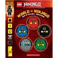 World of Ninjago (LEGO Ninjago: Official Guide) by Scholastic, 9780545808019