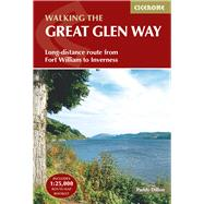 Walking the Great Glen Way by Paddy, Dillon, 9781852848019