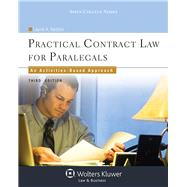 Practical Contract Law for Paralegals An Activities-Based Approach by Vietzen, Laurel A., 9781454828020