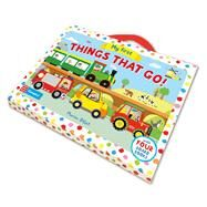 My First Things That Go! by Billet, Marion, 9781509808021